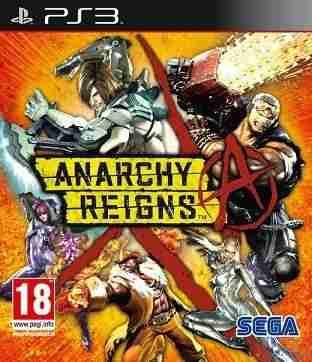 Descargar Anarchy Reigns [MULTI][Region Free][FW 4.3x][STRiKE] por Torrent